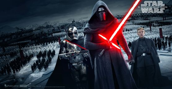 Star Wars The Force Awakens Filmi Gösterime Girdi
